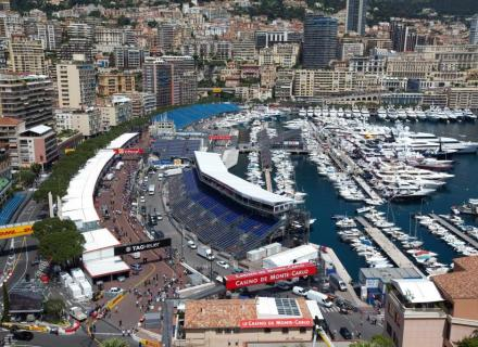 Monaco 2013 arial