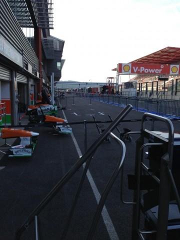 Spa pits 2013