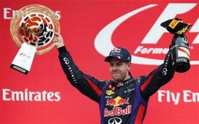 Vettel—Korea 2013