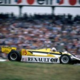 Prost—Hockenheim 1981