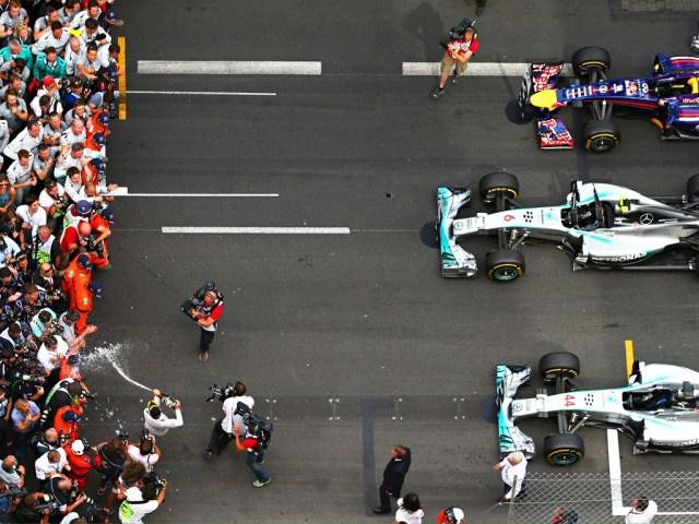 Aerial Rosberg