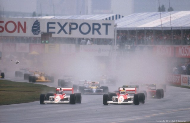 Image result for 1990 canadian grand prix