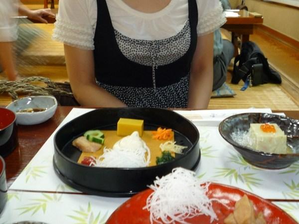 好物の豆腐料理
