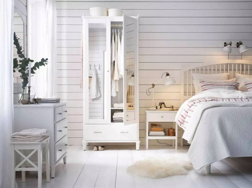 Warna Cat Kamar Off White