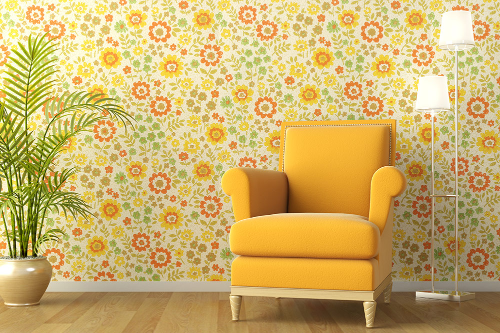 Download 75 Wallpaper Dinding Warna Kuning HD Terbaik