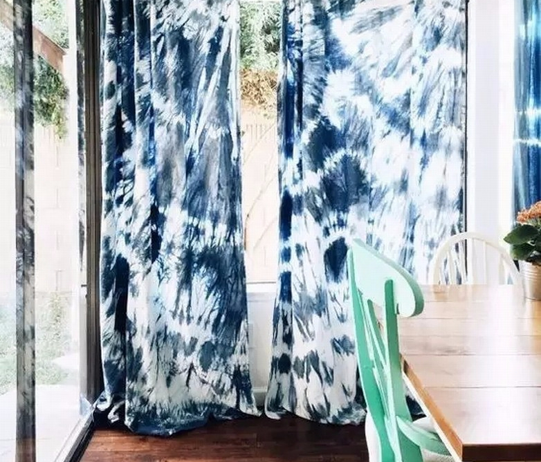 Size of Door Curtains