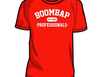 BBP Varsity T-shirt (Red) main photo