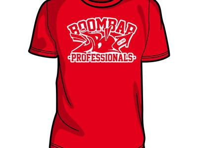 BBP Varsity 'B' T-shirt (Red) main photo