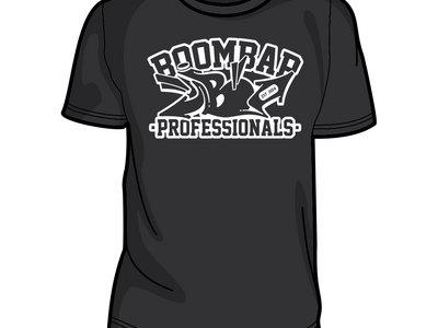 BBP Varsity 'B' T-shirt (Black) main photo