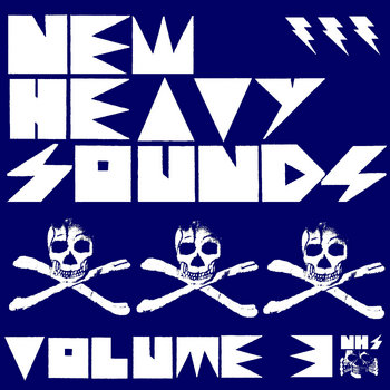 New Heavy Sounds Volume 3 cover art