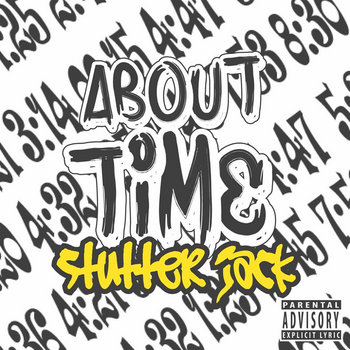 ABOUT TIME E.P cover art