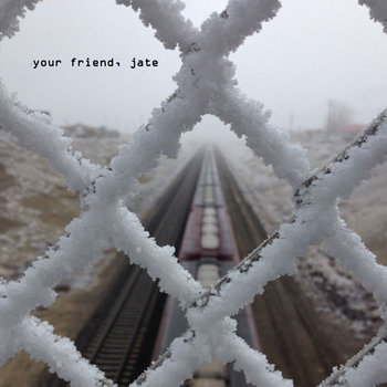 PZL048: James And The Express - Your Friend, JATE cover art
