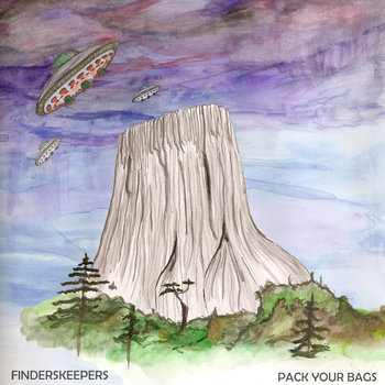 Pack Your Bags cover art