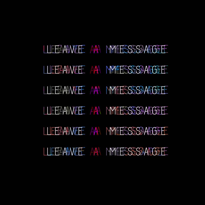 Leave A Message cover art