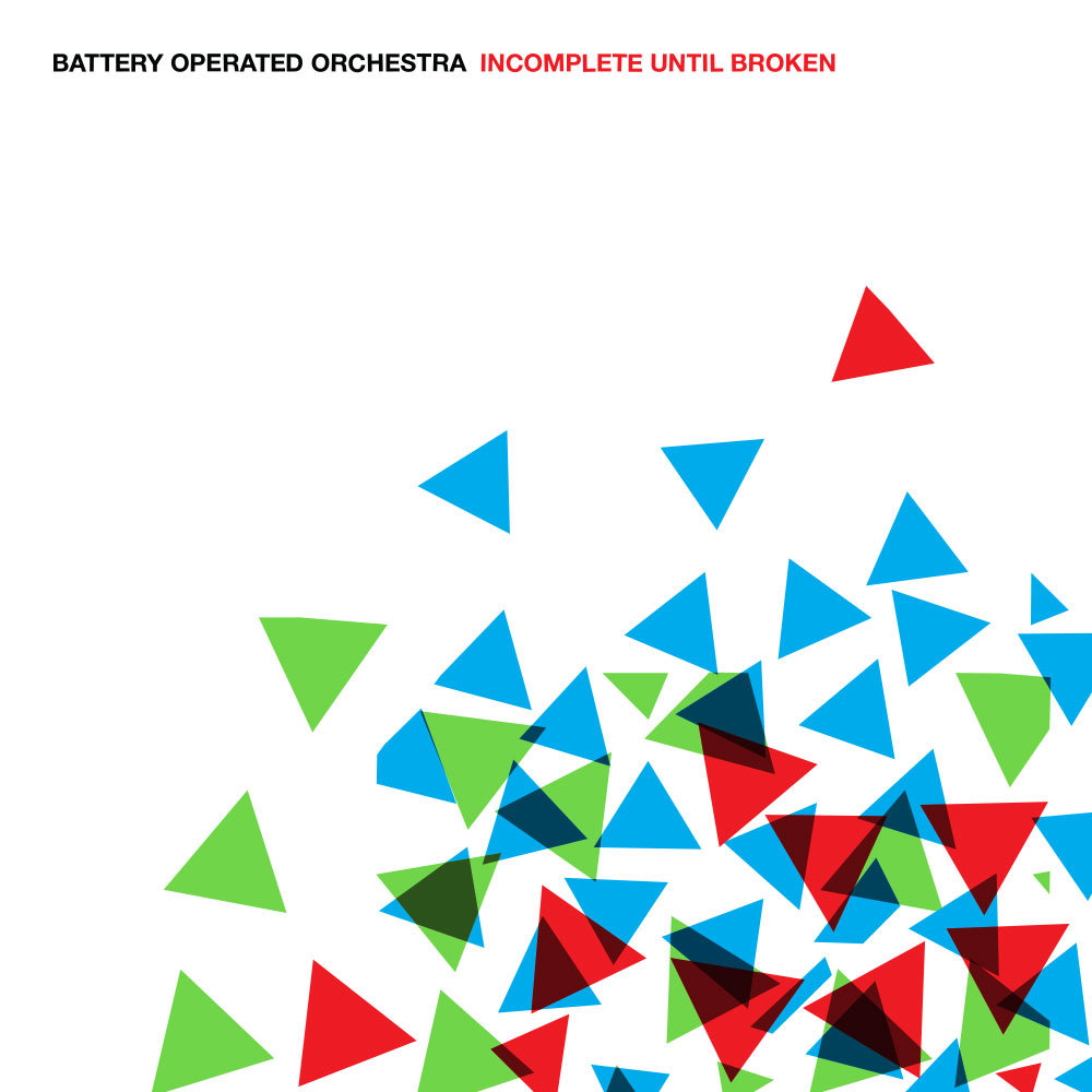 BATTERY OPERATED ORCHESTRA artwork
