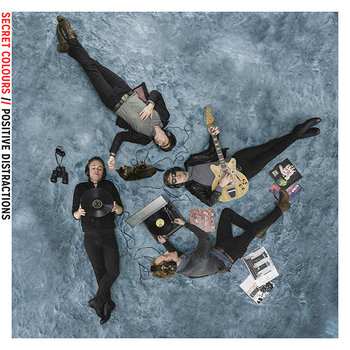 Positive Distractions Full  Album cover art