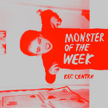 Monster of the Week cover art