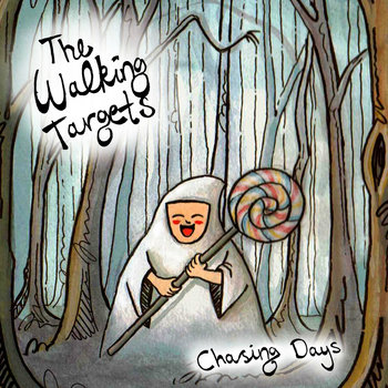 "RDR-001: The Walking Targets ""Chasing Days"" cover art"