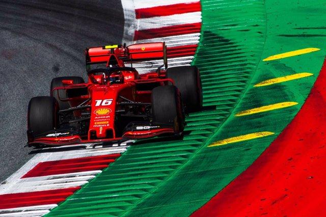 Šarls leklerks, foto: Ferrari