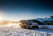 Ožjē jaunās komandas sastāvā, Foto: WRC
