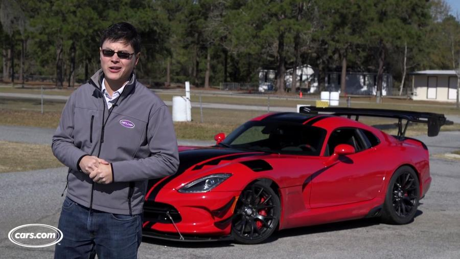 2016 Dodge Viper Expert Reviews  Specs and Photos   Cars com