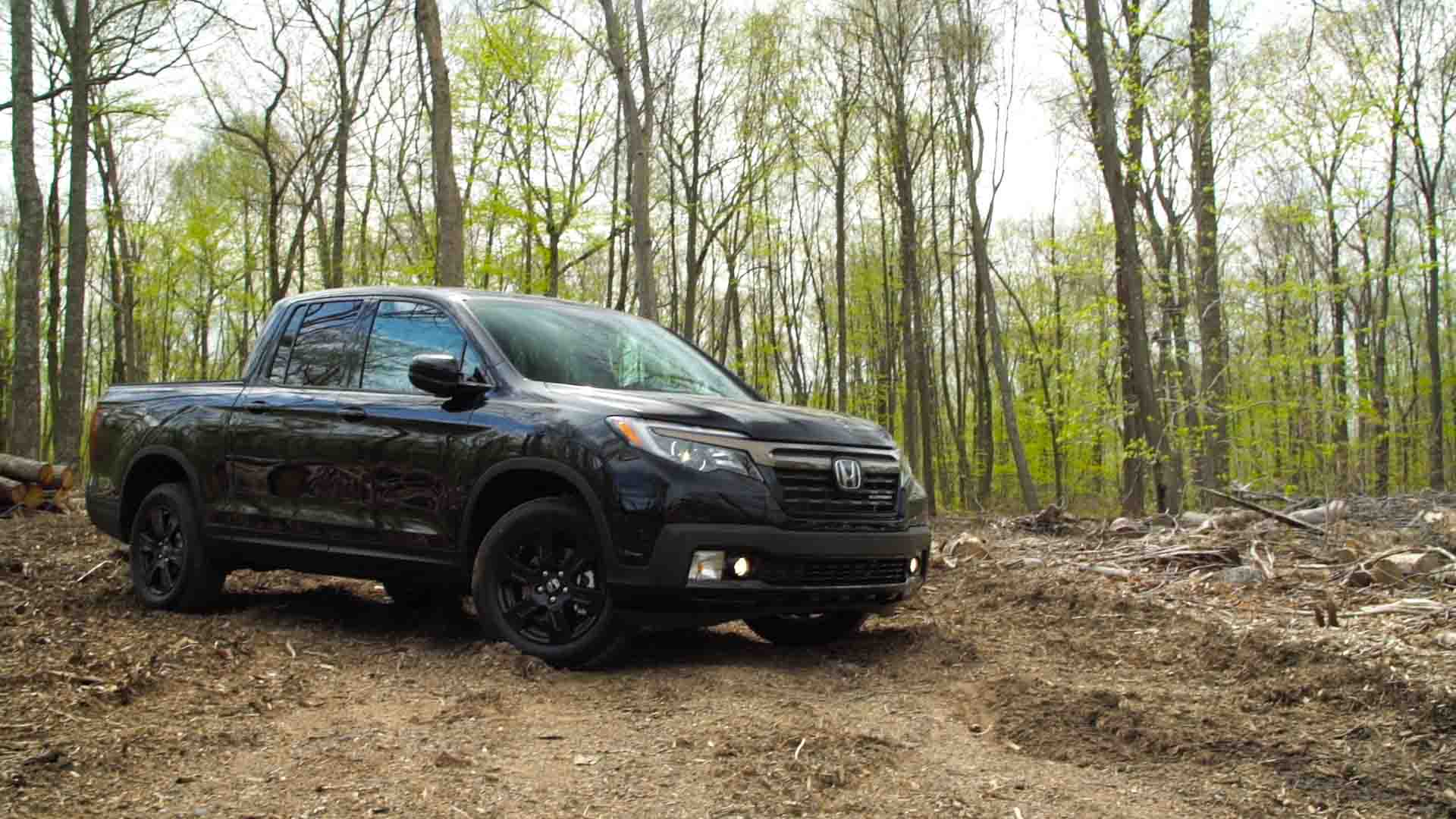 2017 Honda Ridgeline Review The Un Pickup Consumer Reports