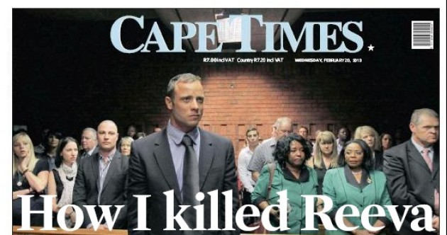 CAPE TIMES caption