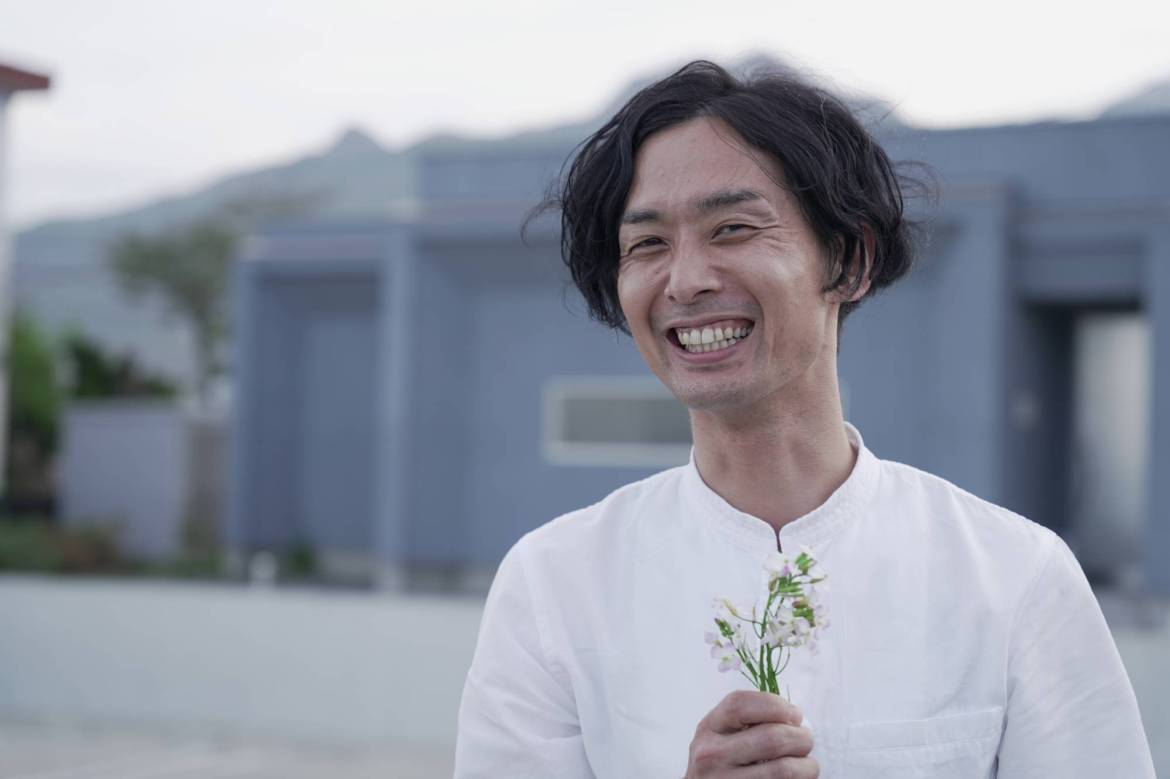 """Chef Takahiro Inoue serves """"satohama gastronomy,"""" meals that represent coexistence with his environment. 