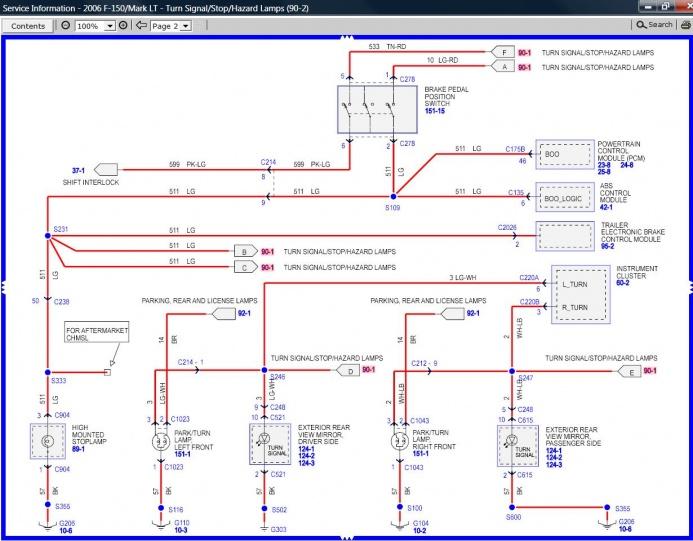 Wiring Diagram 2006 Supercrew