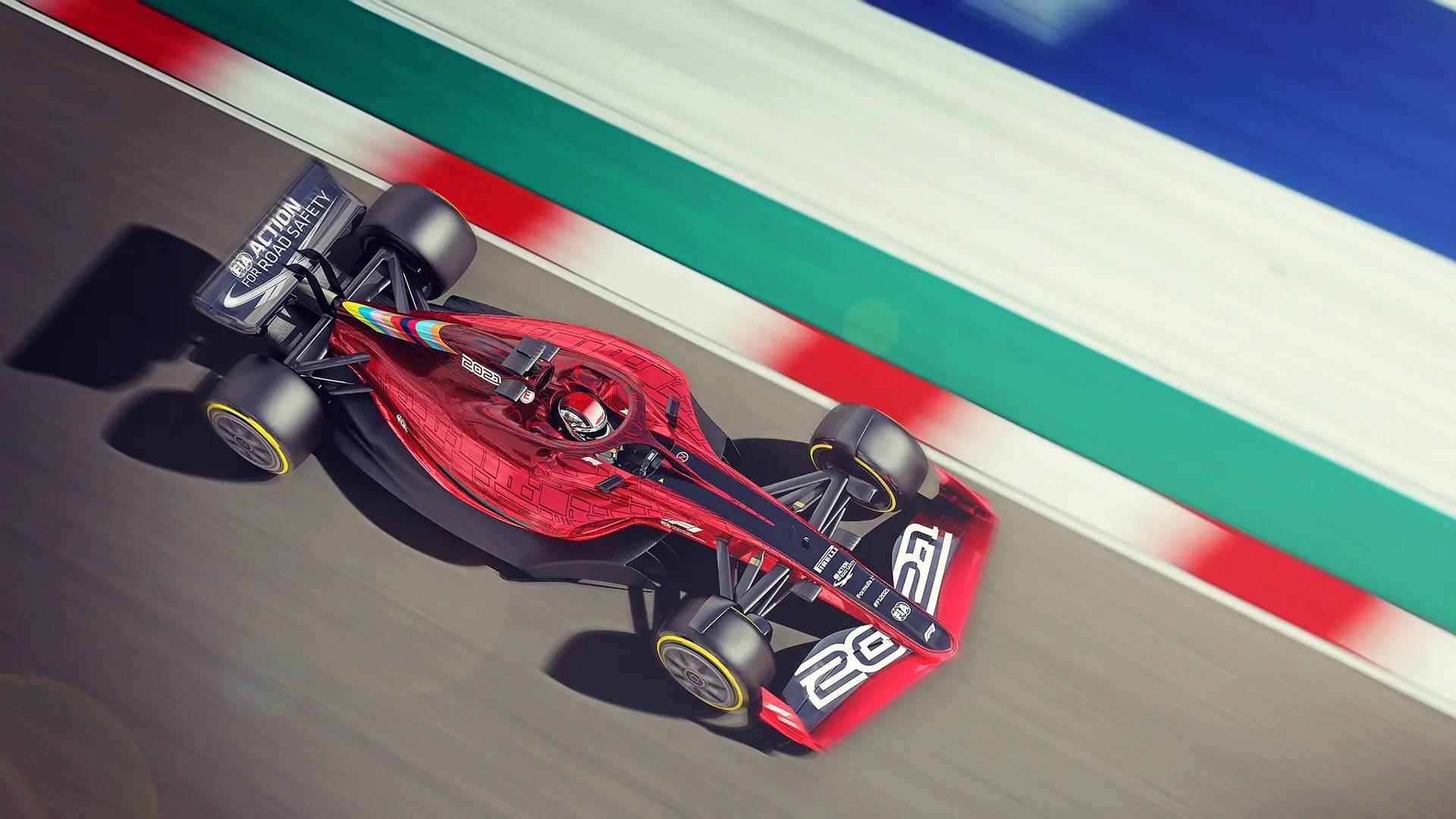 F1: le nouveau règlement technique, prévu pour 2021, repoussé à 2022