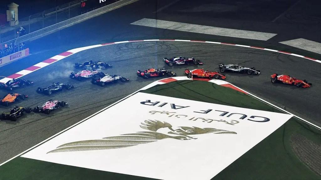 F1: les bolides ne rouleront pas à Monaco au mois de mai