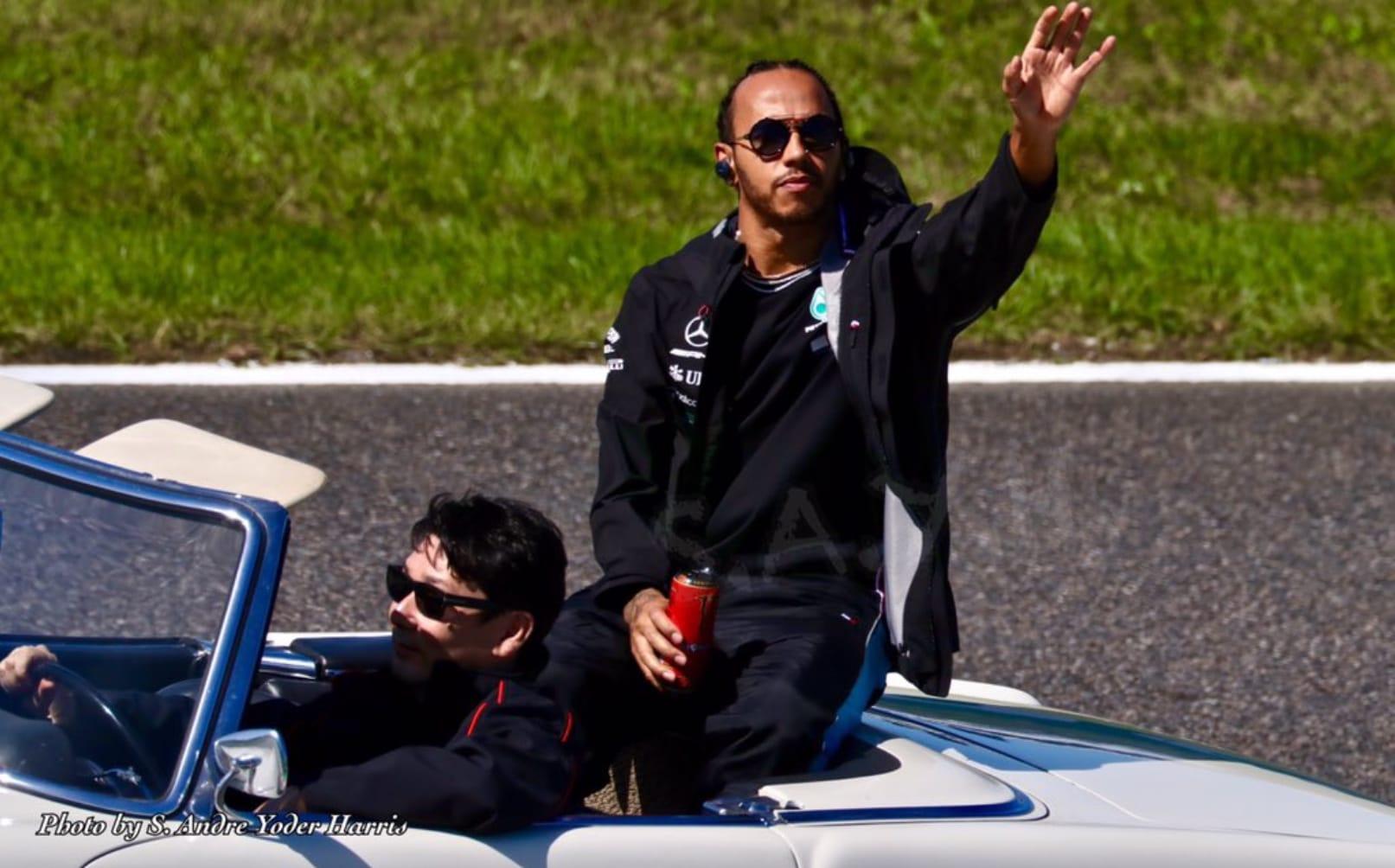 Hamilton dénonce le silence des acteurs de la F1 sur l'injustice raciale