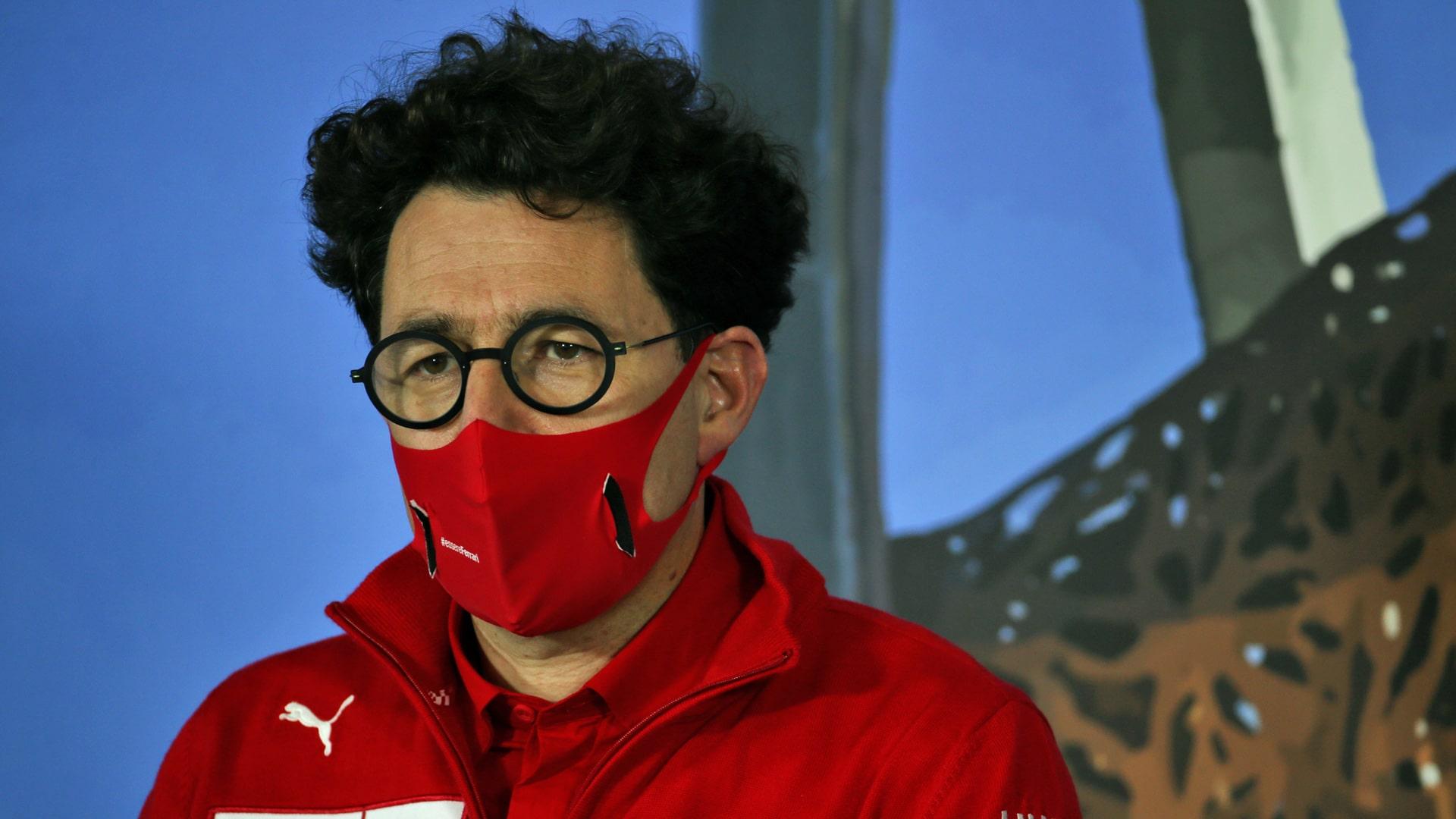 Ferrari annonce une restructuration de son département technique — OFFICIEL