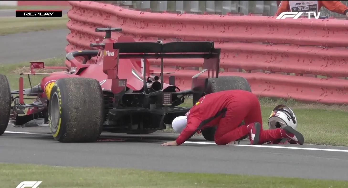 F1 - GP du 70eme anniversaire : Verstappen s'impose devant les Mercedes