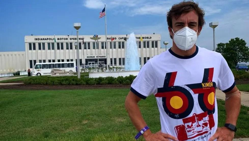Indycar : Quand Alonso fonce dans un mur