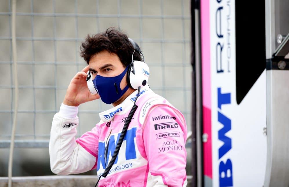 Le confinement de Sergio Perez officiellement terminé