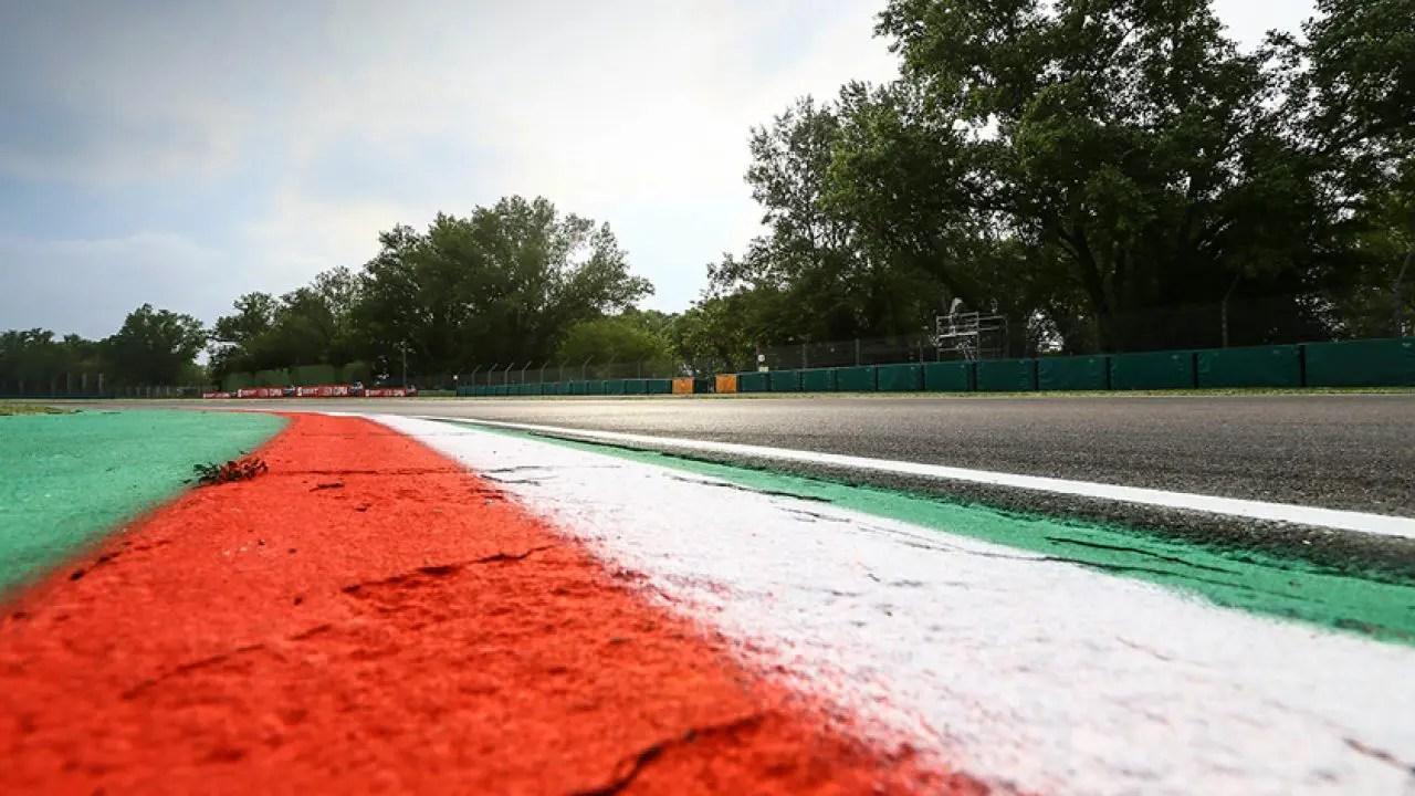 F1: les pilotes n'auront qu'une seule session d'essais libres à Imola