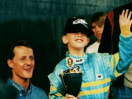 «Michael est toujours mon héros». Vettel mitigé sur Hamilton qui pourrait battre Schumacher
