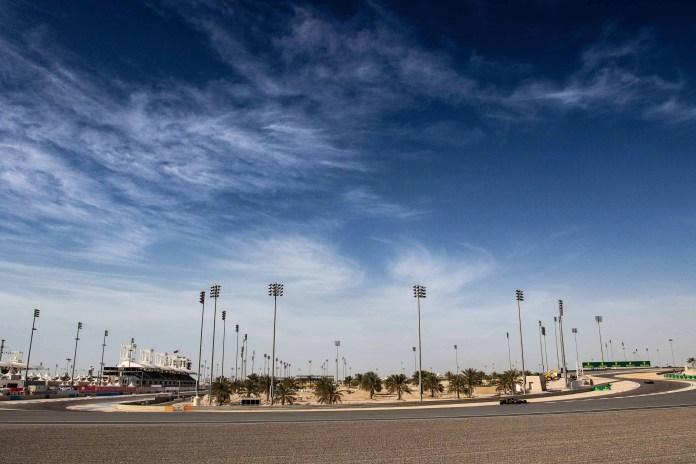 xf1chronicle-Motor Racing - Formula One World Championship - Bahrain Grand Prix - Practice Day - Sakhir, Bahrain