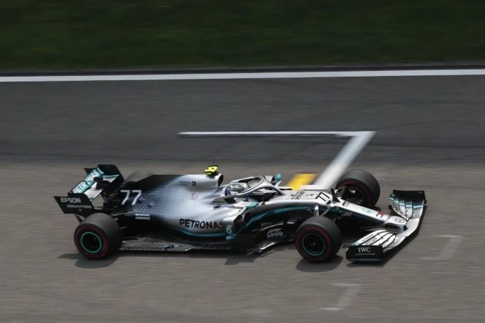 2019 Chinese Grand Prix - Bottas