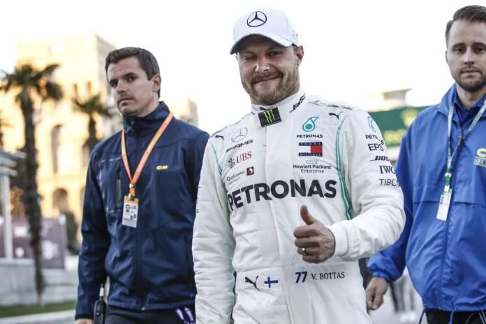 f1chronicle-2019 Azerbaijan Grand Prix, Saturday - Valtteri Bottas