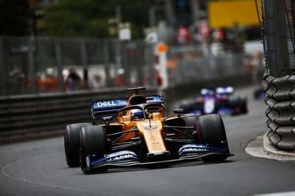 2019 Monaco Grand Prix, Sunday: Carlos Sainz