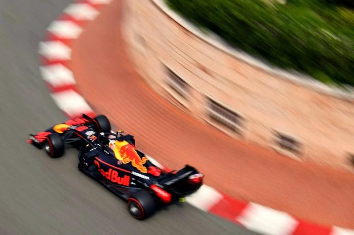 2019 Monaco Grand Prix, Thursday: Max Verstappen