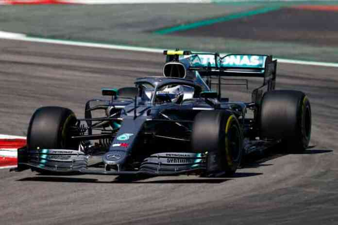 2019 Spanish Grand Prix, Sunday - Valtteri Bottas