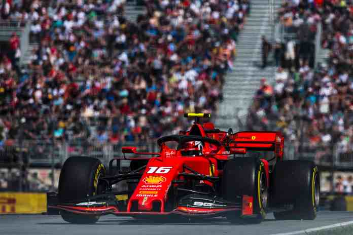 f1chronicle-2019 Canadian Grand Prix, Friday - Charles Leclerc