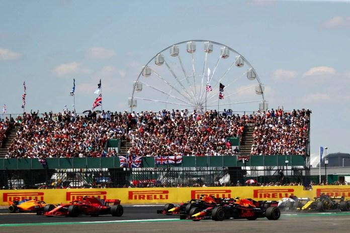 2018 British Grand Prix