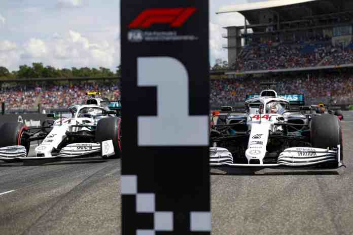 f1chronicle-2019 German Grand Prix, Saturday - LAT Images