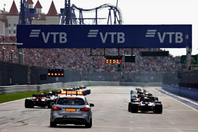 f1chronicle-2018 Russian Grand Prix