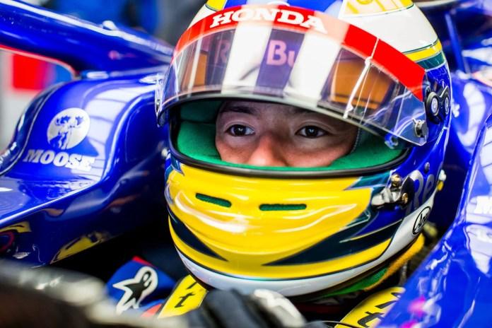 2019 Japanese Grand Prix, Friday - Naoki Yamamoto