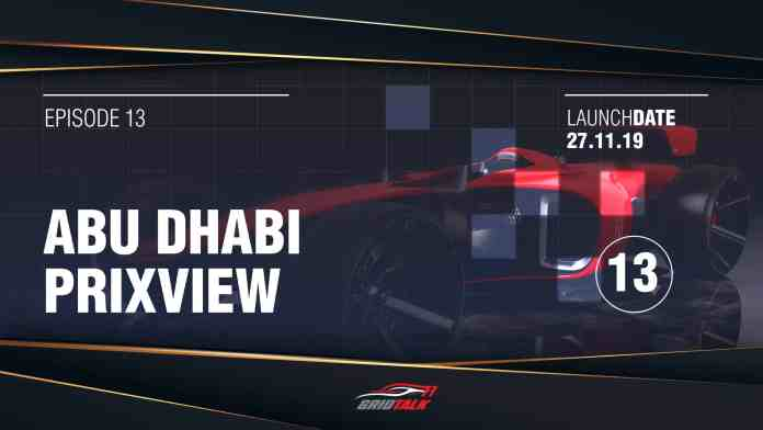 f1chronicle-2019 Abu Dhabi Grand Prix Preview podcast